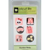 Cricut Lite Cartridge Slumber Party Item 2000172